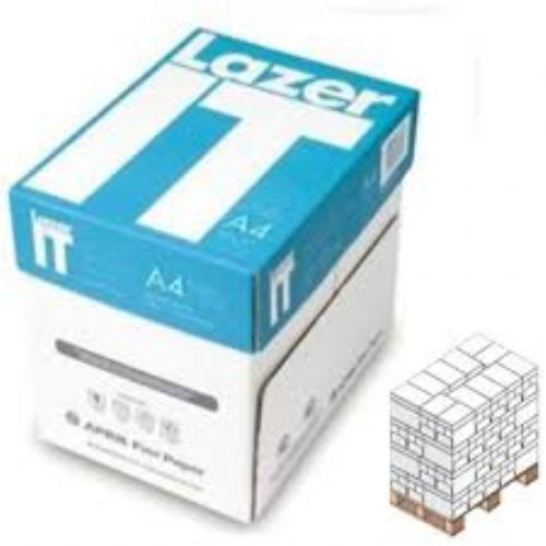 CARTA A4 LAZER IT 80GR 500FF