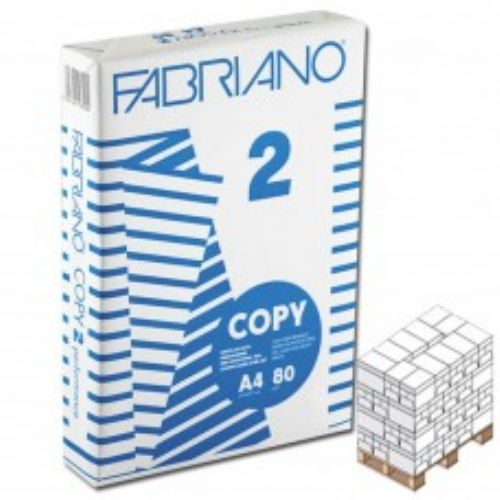 Carta Fabriano Copy2 A4 80gr bancale 300rs