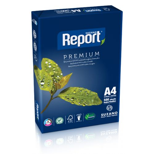 CARTA A4 REPORT PREMIUM 500FF