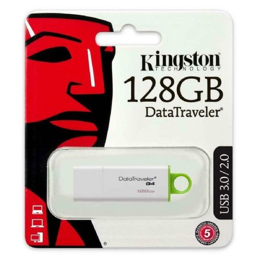 KINGSTON PEN DRIVE 128GB DTIG4 USB 3,0