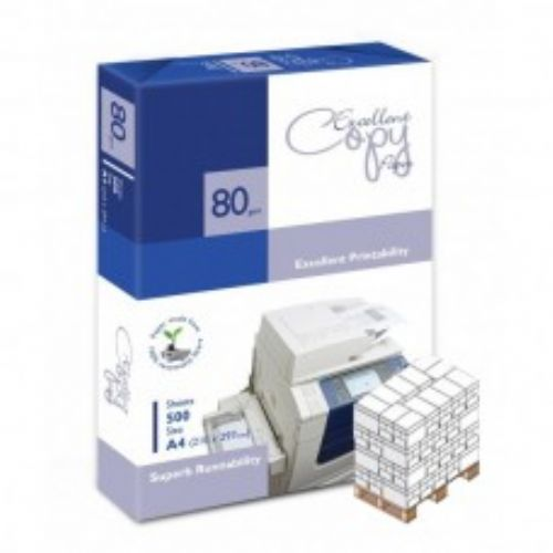 Carta A4 Excellent Copy 80gr 500ff bancale 300rs